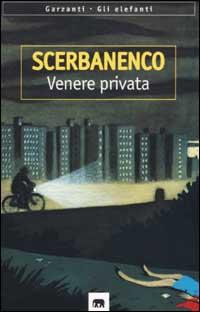 Copertina Venere Privata, da www.ibs.it