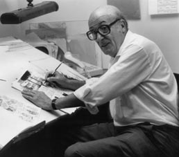 Will Eisner da www.deniskitchen.com