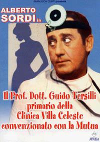 Alberto Sordi, medico della mutua
