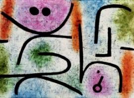 La chiave rotta di Klee