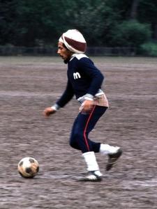 Bob Marley gioca a calcio