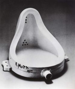 Marcel Duchamp Latrina