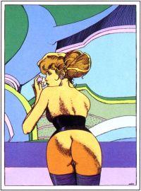 Moebius: né garage né - tantomeno - ermetico