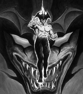 Devilman di Nagai Go