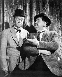Stan Laurel e Oliver Hardy