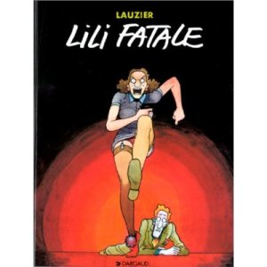 Copertina di Lili Fatale di Lauzier