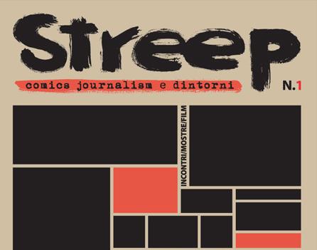 Locandina di Streep Milano