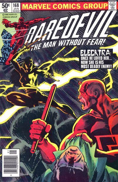 Daredevil 168 Elektra