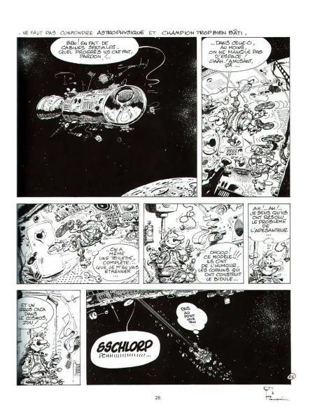 Franquin: idées noires