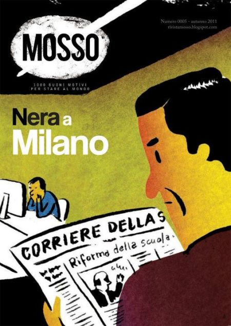 Nera a Milano