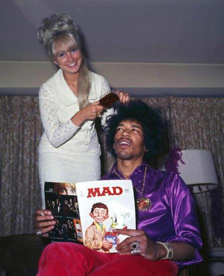 12 Hendrix