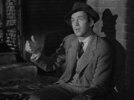 James Stewart is Elwood in Harvey (1950)