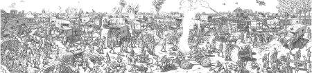 The Great War by Joe Sacco.